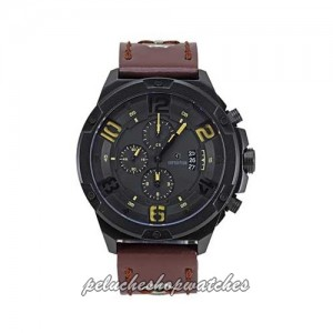 Expedition Pria E6650 Coklat